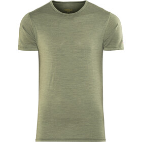 Devold Breeze T-Shirt Heren, lichen melange